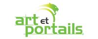 logo arts et portails
