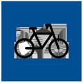 icône vélo non électrique